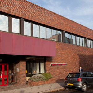 Medico Legal Centre, Sheffield.