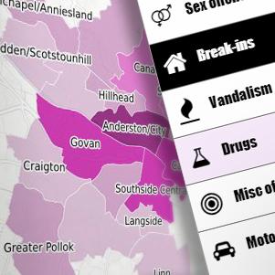 Crime map thumbnail