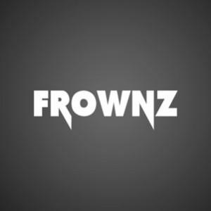 Frownz web design - thumbnail