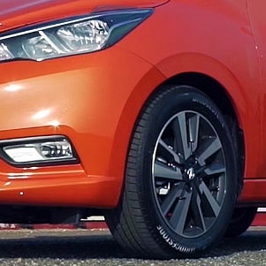 Nissan Micra thumbnail